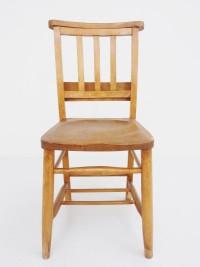 アンティーク家具 アンティーク チャーチチェア チェア 教会 椅子 イス カフェ ツインアンティークス