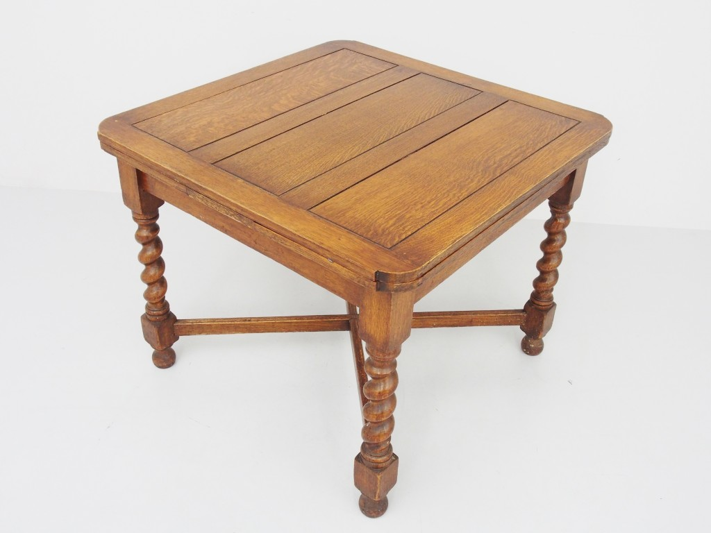 アンティーク家具 アンティーク ドローリーフテーブル ダイニングテーブル テーブル 拡張式テーブル ツインアンティークス