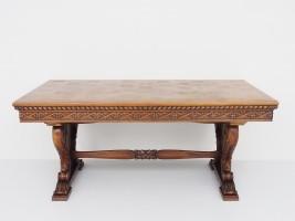アンティーク家具 アンティーク リフェクトリーテーブル ダイニングテーブル テーブル ツインアンティークス