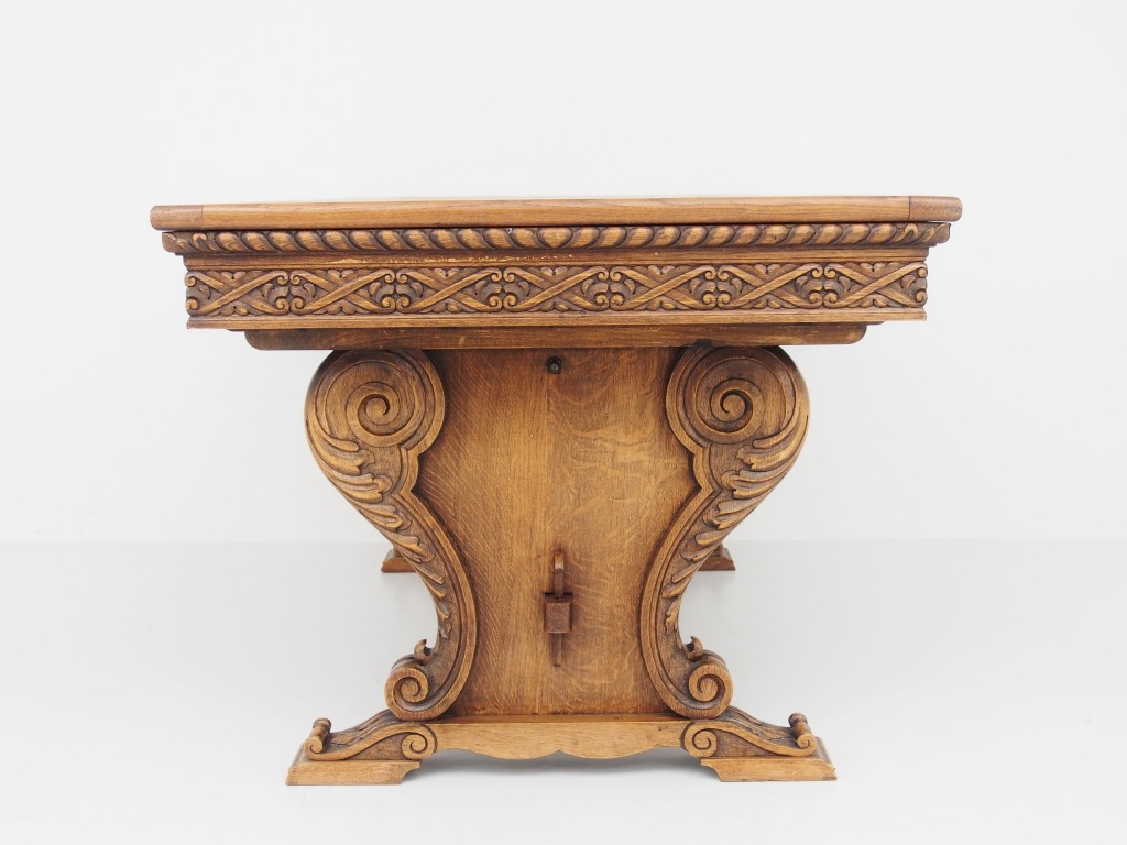 アンティーク家具 アンティーク ダイニングテーブル テーブル リフェクトリーテーブル ツインアンティークス