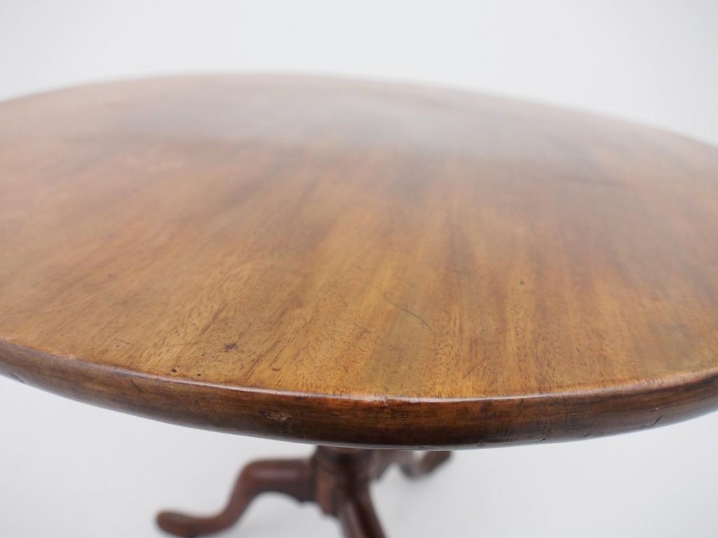 アンティーク家具 アンティーク ティルトトップテーブル サイドテーブル ティーテーブル ホンジュラスマホガニー マホガニー無垢 ツインアンティークス