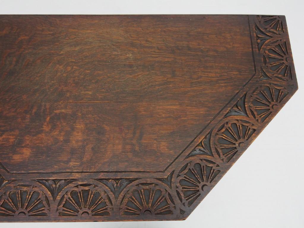 アンティーク家具 アンティーク サイドテーブル コンソール テーブル 電話台 オケージョナルテーブル ツインアンティークス