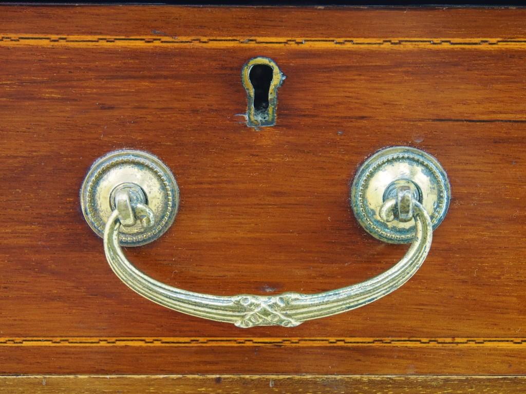 19世紀後半に流行ったハンドルのデザインです。