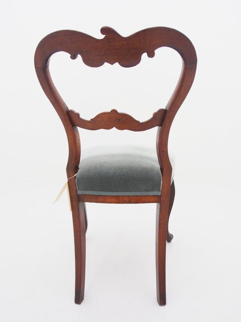 アンティーク家具 アンティーク チェア ダイニングチェア ローズウッド ヴィクトリアン イス 椅子 ツインアンティークス