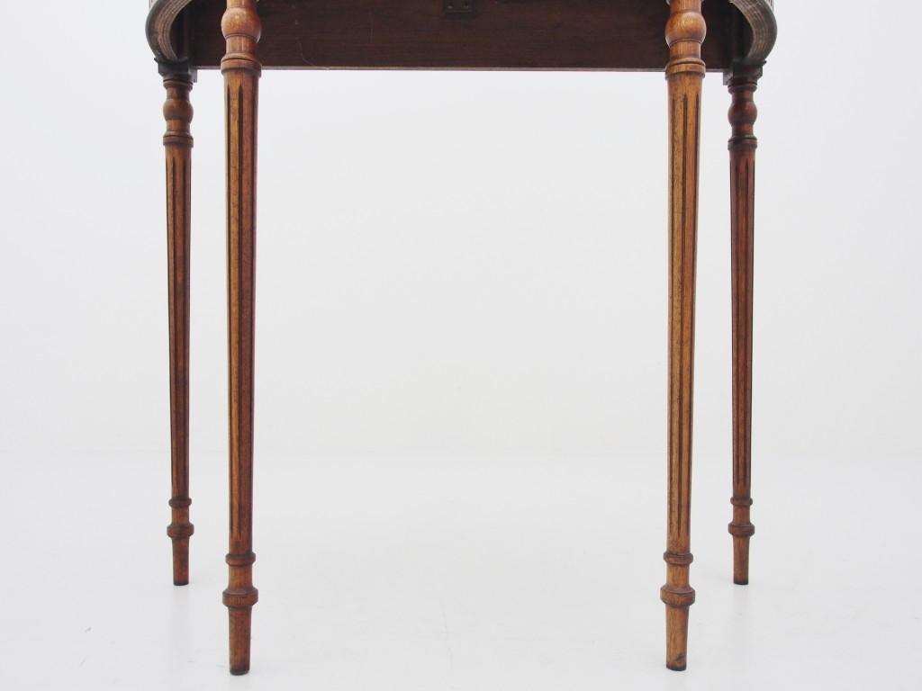 アンティーク家具 アンティーク コンソール ホールテーブル サイドテーブル マホガニー ツインアンティークス