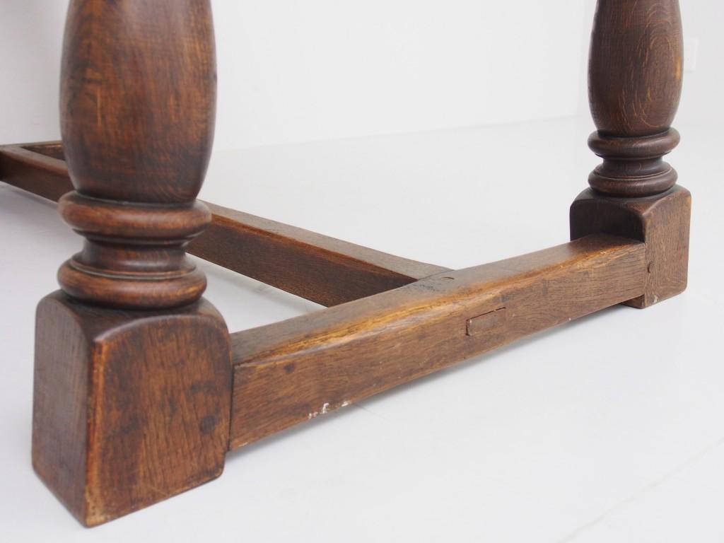 アンティーク家具 アンティーク リフェクトリーテーブル ダイニングテーブル ロングテーブル テーブル ツインアンティークス