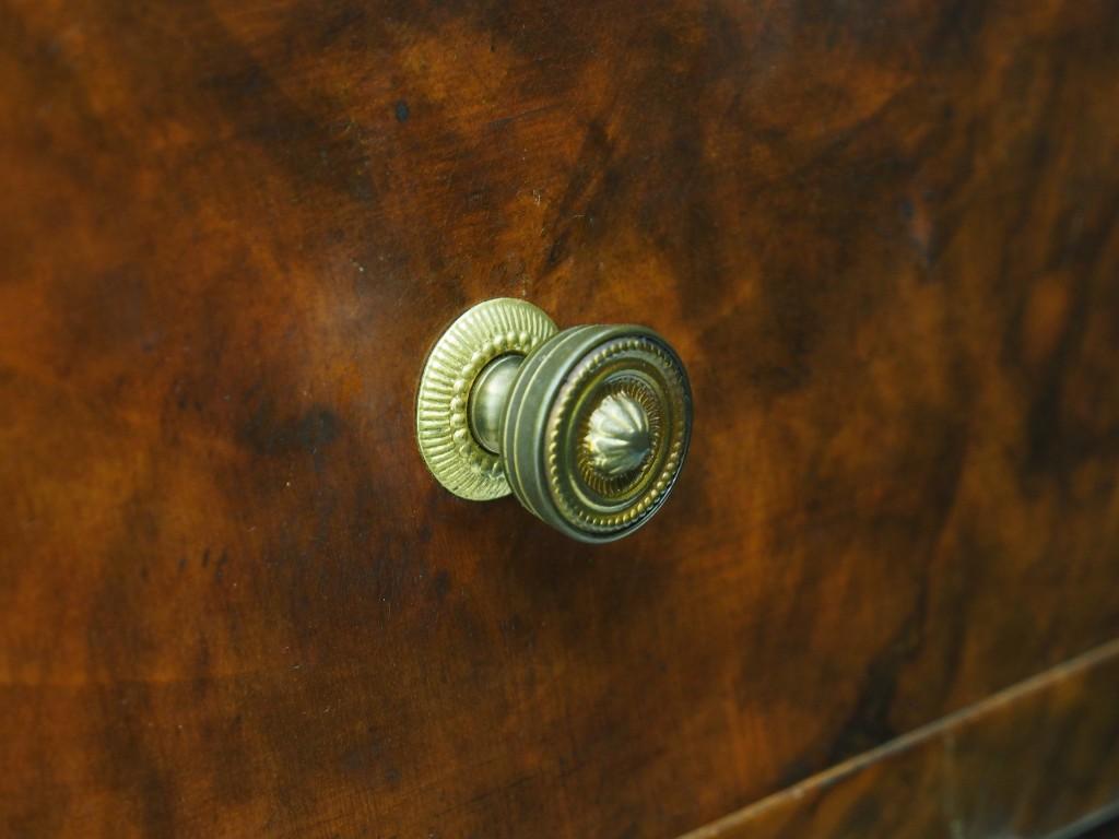 アンティーク家具 アンティーク サイドバイサイド ブックケース ビューロー 机 本棚 ウォルナット ツインアンティークス