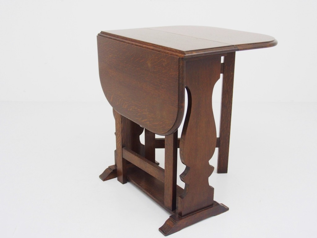ドロップリーフ スモールテーブル / 18010302035
