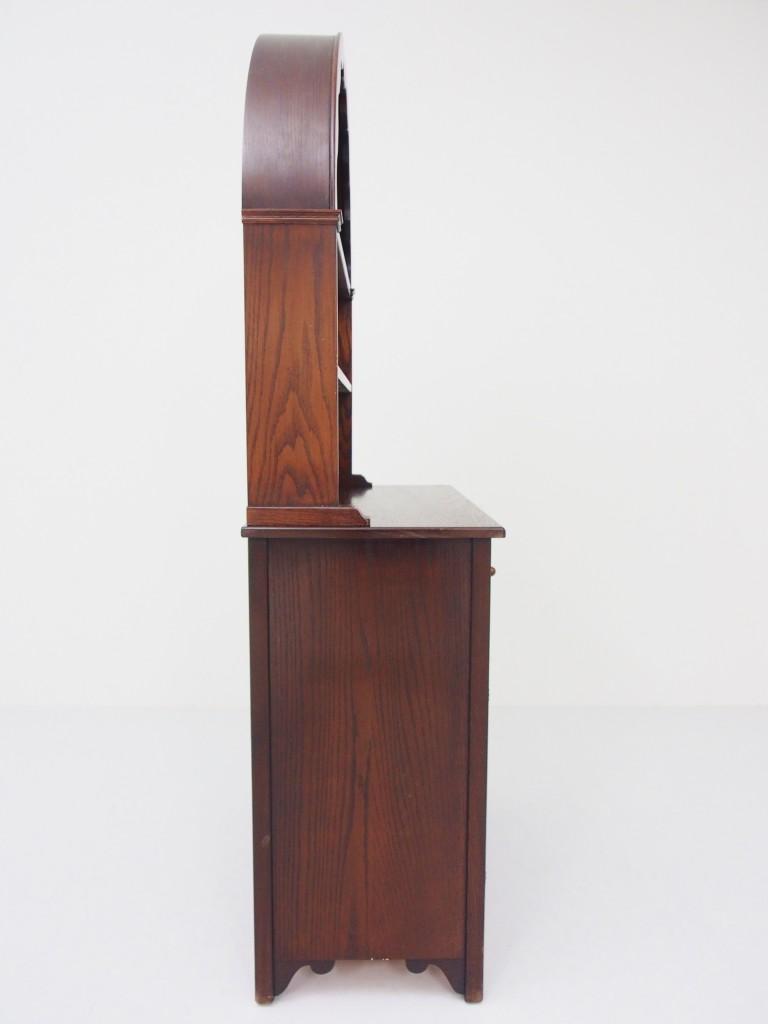 アンティーク家具 アンティーク ドレッサー カップボード ウェルシュ ウェーリッシュ オーク ツインアンティークス