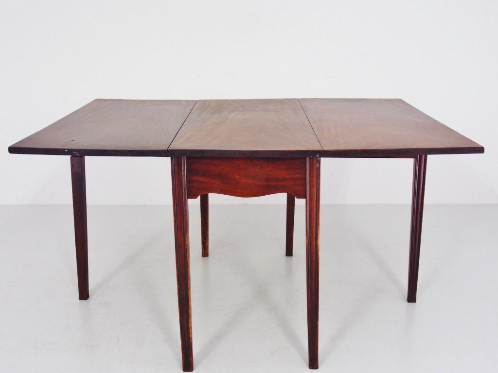 ジョージアン ゲートレッグテーブル / 18051102010